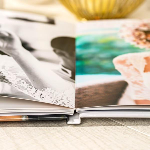 Bellissimi Fotolibro Copertina rigida e carta fotografica